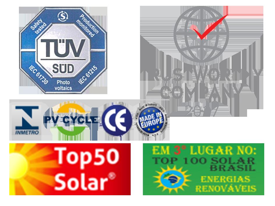 Vigest Solar SLU Certificates English