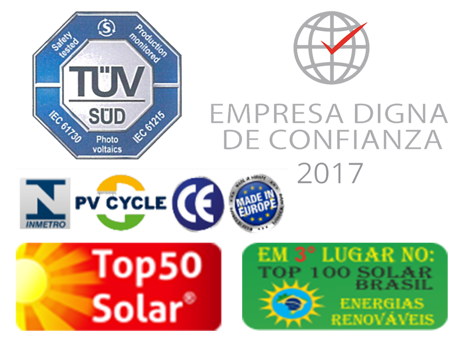Vigest Solar SLU Certificados Español